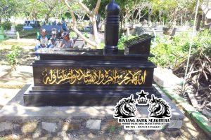 Makam Uje Granit Blacknero