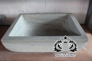 Wastafel Kotak Zeloit