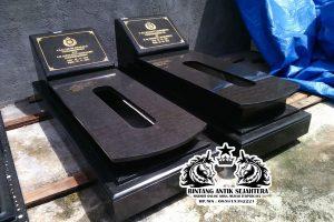 Makam Jakartanan Granit Blacknero