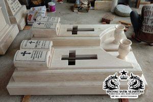 Makam Model Sultan Kristen Marmer